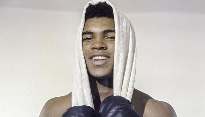 El poder seductor de Muhammad Ali