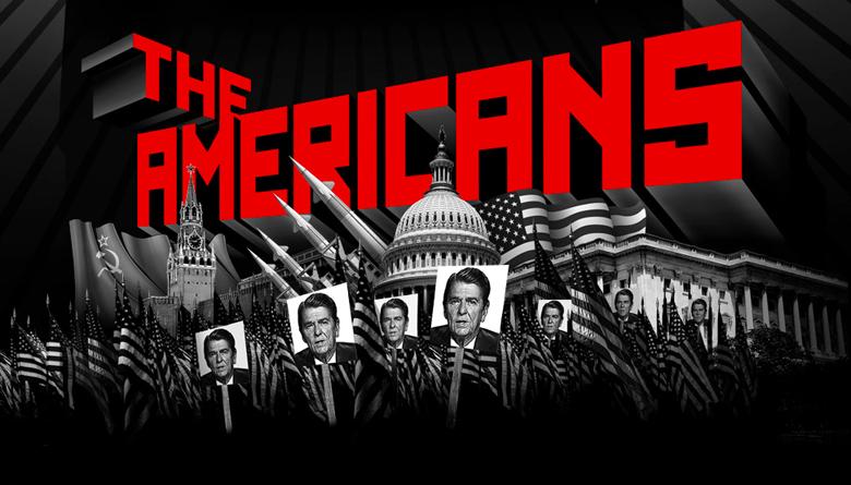 Drama en series:The Americans: cosas de la inteligencia militar