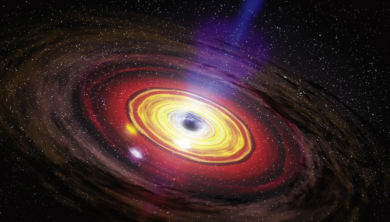 Varianza: El agujero negro en el centro de nuestra galaxia