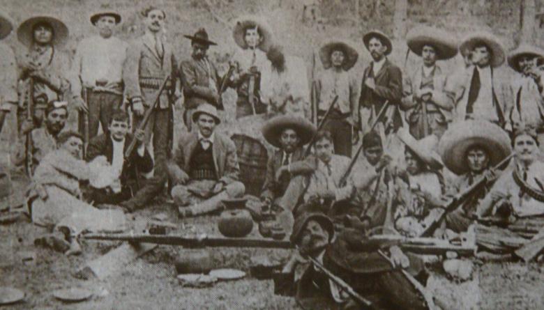 Testimonios de protagonistas de la Revolución mexicana