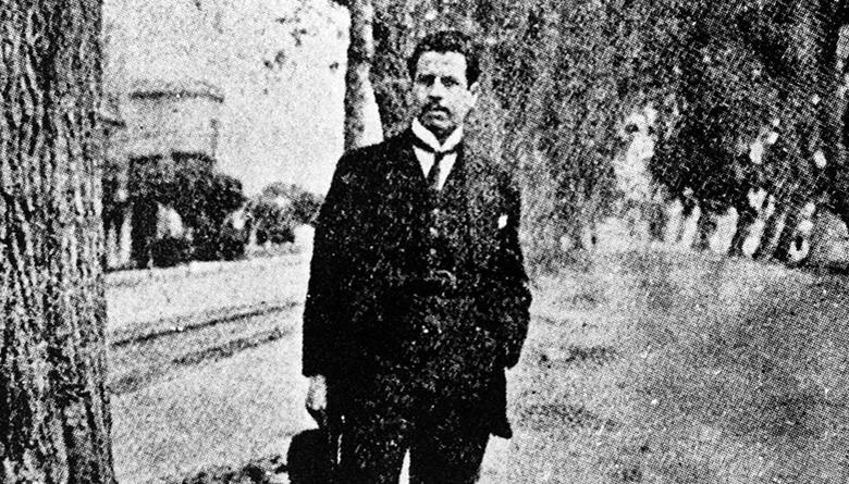 La patria íntima de Ramón López Velarde