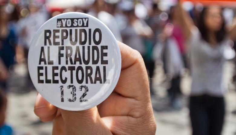 POLÍTICA: La narrativa del fraude en los procesos electorales